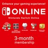 ??  ПОДПИСКА NINTENDO SWITCH ONLINE — 3 МЕС RU/EU