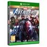 01 . ? Marvel's Avenger's Deluxe Мстители XBOX ONE ????