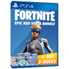 (FORTNITE) - Neo Versa + 500 V-Bucks (US) PSN PS4