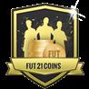 Монеты FIFA 21 Ultimate Team PC +5%