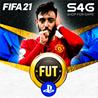 ? FIFA 21 Ultimate Team (PS4 & 5) Coins - Монеты ФИФА21