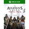 Assassin´s Creed Triple Pack XBOX ONE / Цифровой код ??
