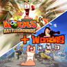 Worms Battlegrounds + Worms W.M.D XBOX ONE SERIES X|S??