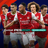 eFootball PES 2021 ?? SEASON UPDATE: Arsenal Edition