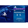 PLAYSTATION NETWORK (PSN) - ? 5 GBP /UK ?
