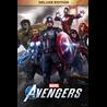 ? «Мстители Marvel»: Deluxe-издание Xbox One|X|S ключ