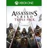 ?? Assassin´s Creed Triple Pack | Xbox ключ ??