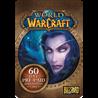 WORLD OF WARCRAFT 60 DAYS TIME CARD (EU) + WOW CLASSIC