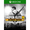 ? Sniper Elite 3 ULTIMATE EDITION XBOX ONE ??КЛЮЧ