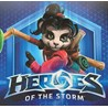 Heroes of the Storm — Ли Ли | REG FREE [BATTLE.NET]