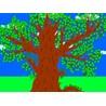 Flash дерево счастья