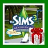 The Sims 3 Generations DLC - Origin Region Free + АКЦИЯ