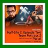 Half-Life 2 + Episode 1+2 + TF2 + Portal - RU-CIS-UA