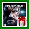 METAL GEAR SOLID 5 V GROUND ZEROES - Steam - RU-CIS-UA